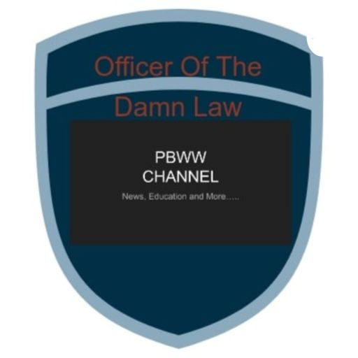 Cover art for podcast  Officer Of The Damn Law (PBWW Channel)
