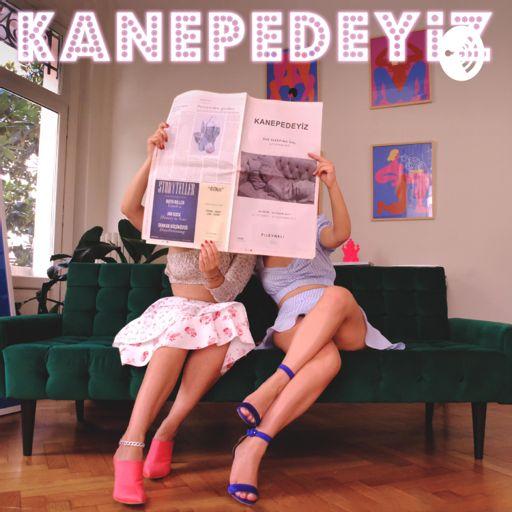 Cover art for podcast Kanepedeyiz