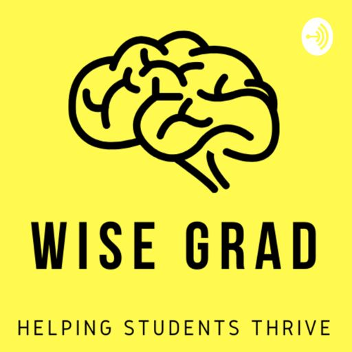 Cover art for podcast Wise Grad
