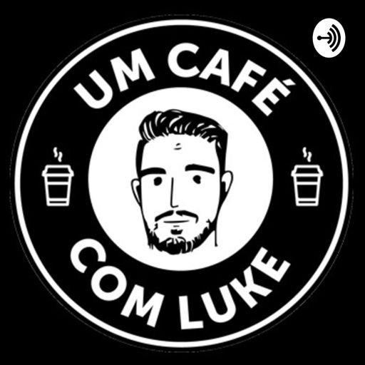 Cover art for podcast Um Café com Luke