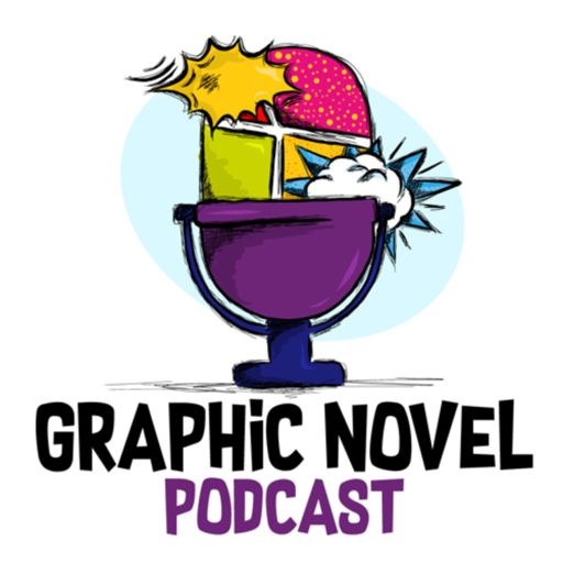 Cover art for podcast The Graphic Novel Podcast