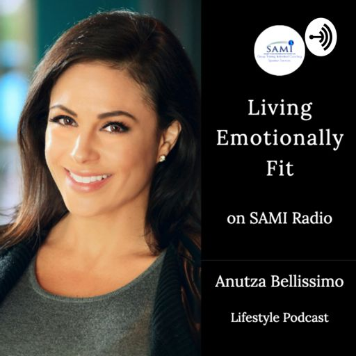 Cover art for podcast Living Emotionally Fit