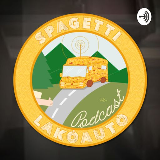 Cover art for podcast Spagetti Lakóautó Podcast
