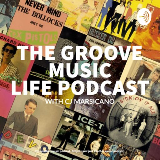 The Groove Music Life Podcast album art