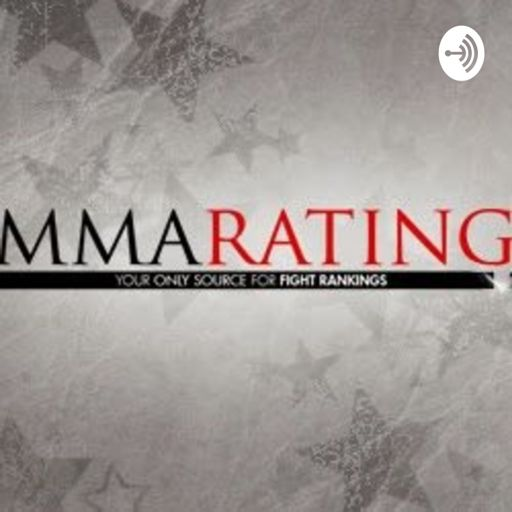 Cover art for podcast MMA Ratings Podcast