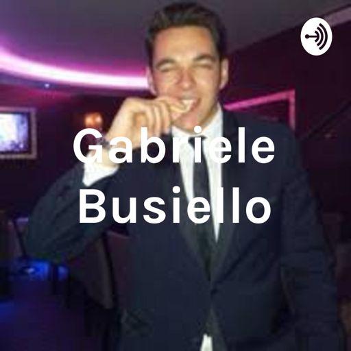Cover art for podcast Gabriele Busiello