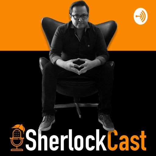 Cover art for podcast SherlockCast