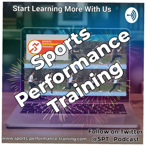 Cover art for podcast Sports Performance Training