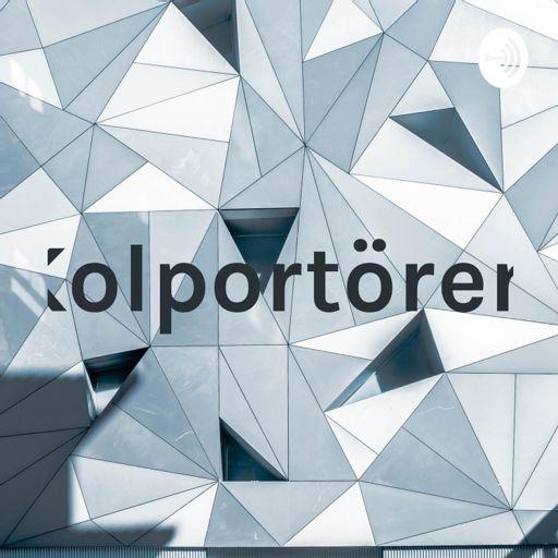 Cover art for podcast Kolportören