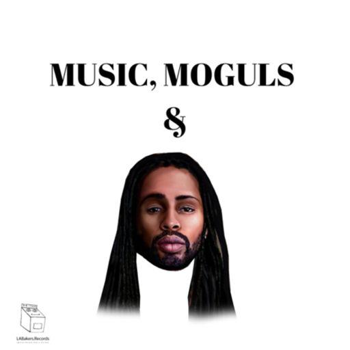 Cover art for podcast Music, Moguls & Mansa Podcast