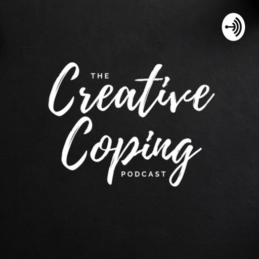 Cover art for podcast The Creative Coping Podcast