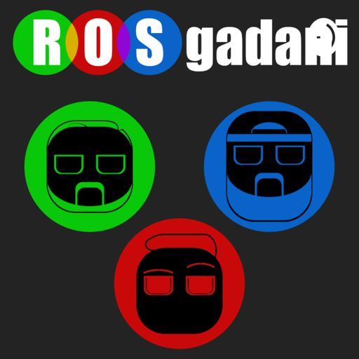 Cover art for podcast ROSgadani