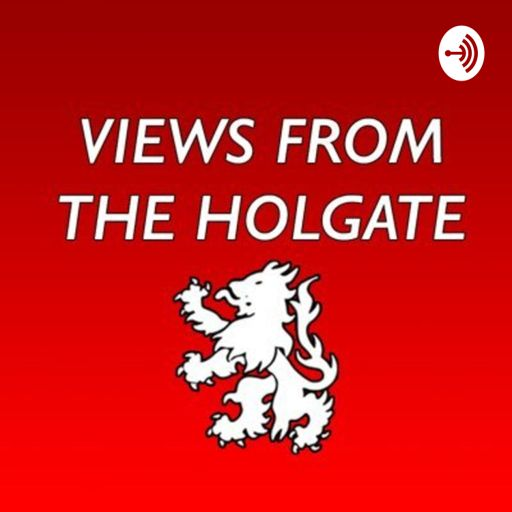 Cover art for podcast Views from the Holgate