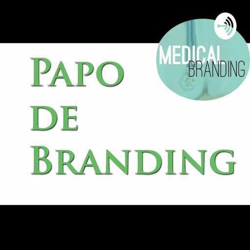 Cover art for podcast Papo de Branding