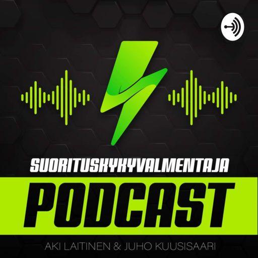 Cover art for podcast Suorituskykyvalmentaja Podcast