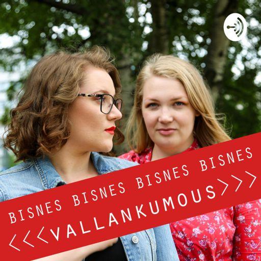 Cover art for podcast Bisnesvallankumous
