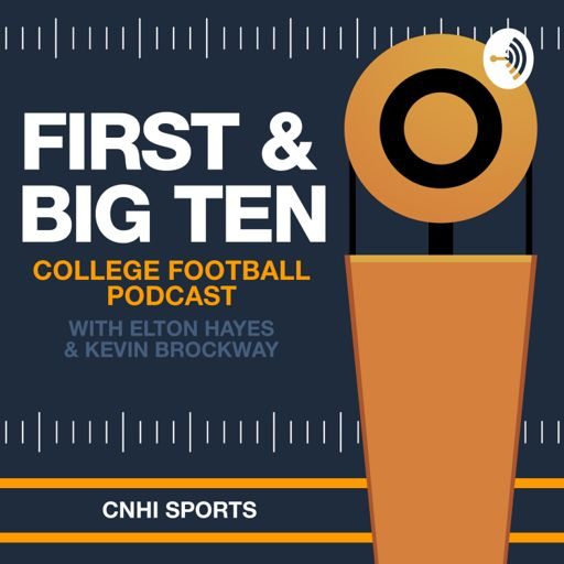 Cover art for podcast First & Big Ten