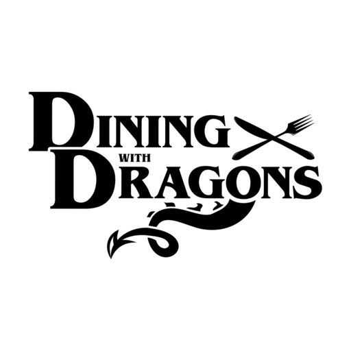 Cover art for podcast Dining with Dragons