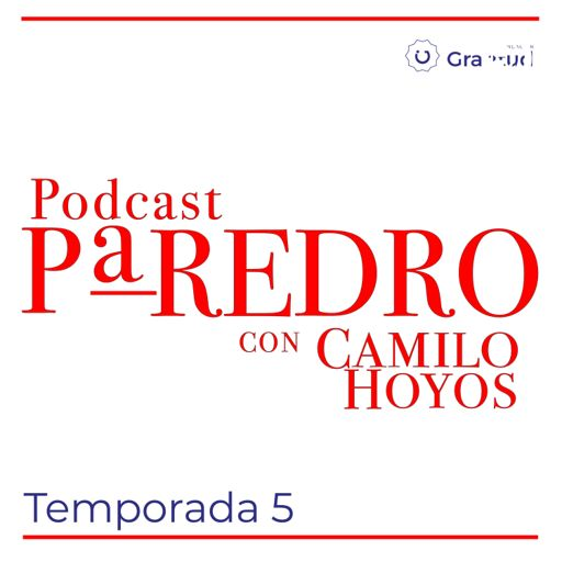 Cover art for podcast Paredro