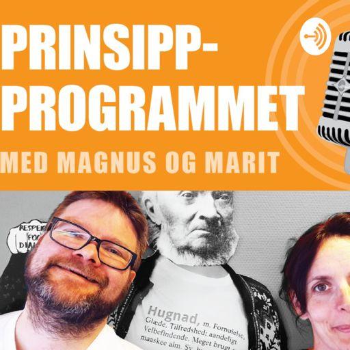 Cover art for podcast Prinsipprogrammet