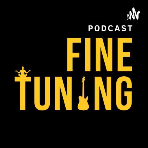 Cover art for podcast Fine-Tuning Podcast   Inspiratie voor muzikanten
