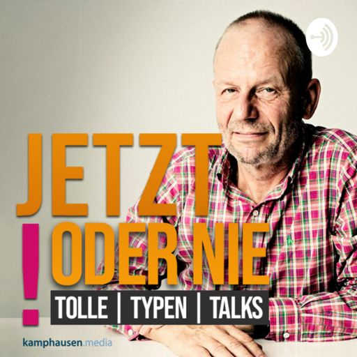 Cover art for podcast Jetzt oder nie! Tolle | Typen | Talks