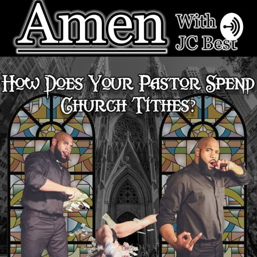 Cover art for podcast Amen w/ Jc Best