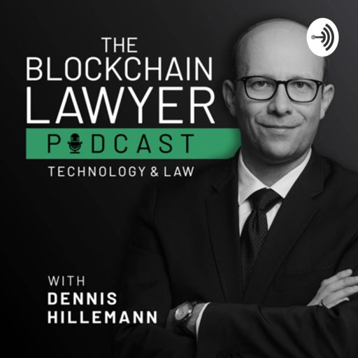 Cover art for podcast The Blockchain Lawyer