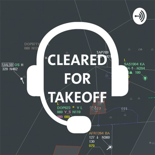 Cover art for podcast Cleared for takeoff