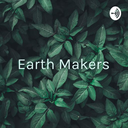 Cover art for podcast Earth Makers: Sacred Stories & Queer Spaces