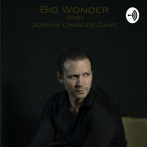 Cover art for podcast Big Wonder. Conversations with Australia's emerging Actors and Filmmakers.