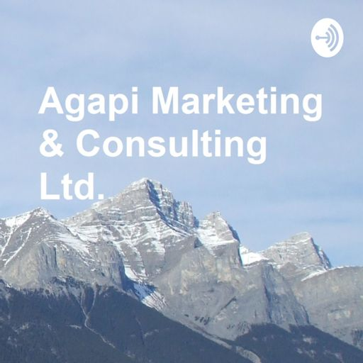 Cover art for podcast Agapi Marketing & Consulting Ltd.