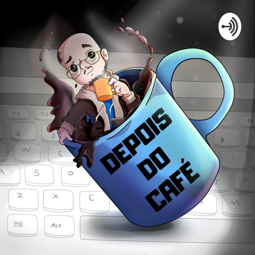 Cover art for podcast Depois do Café