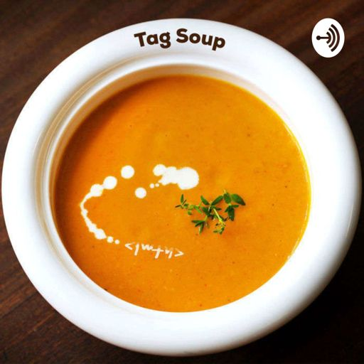 Cover art for podcast Tag Soup