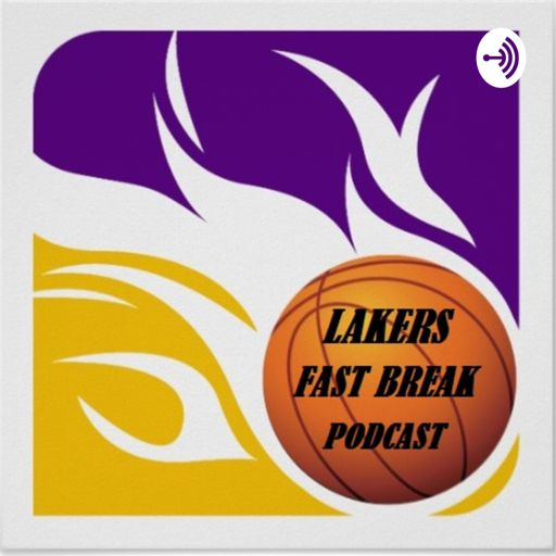 Cover art for podcast Lakers Fast Break