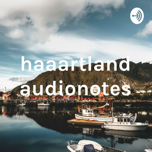 Cover art for podcast haaartland audionotes
