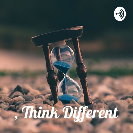 Cover art for podcast Σκέψου διαφορετικά, Think Different