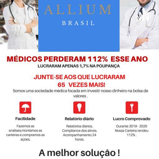 Cover art for podcast Allium Sociedade Médica