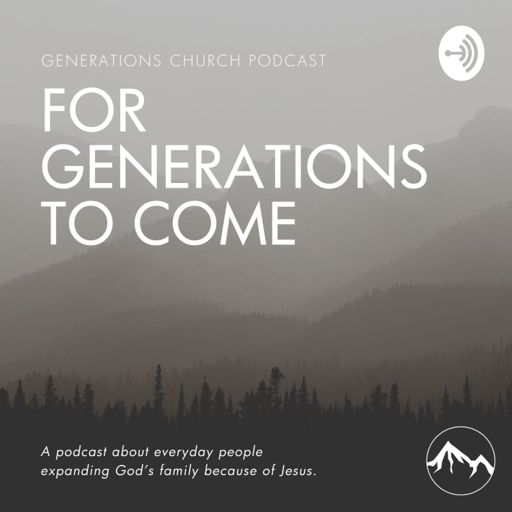 Cover art for podcast Generations Church Podcast