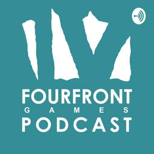 Cover art for podcast FourFront Games Podcast