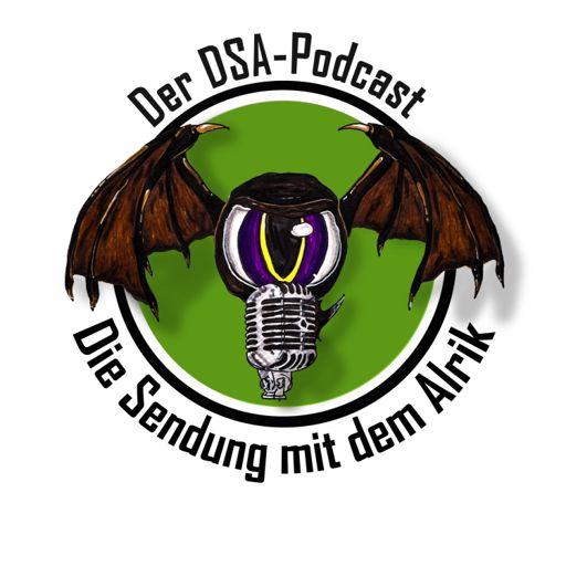 Cover art for podcast Die Sendung mit dem Alrik - Der DSA-Podcast
