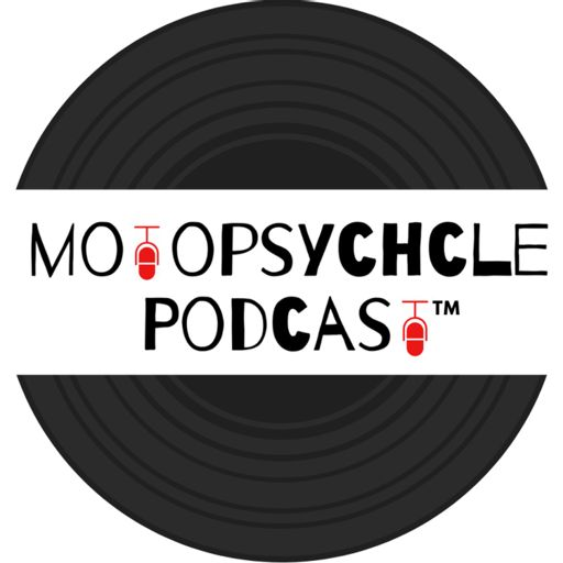 Cover art for podcast Motopsychcle Podcast