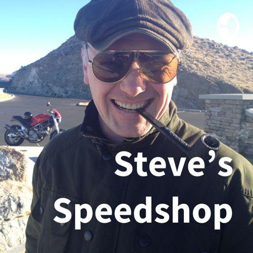 Cover art for podcast Steve's Speedshop
