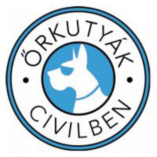 Cover art for podcast ŐrkutyákCivilben