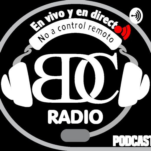 Cover art for podcast BDC RADIO PODCAST