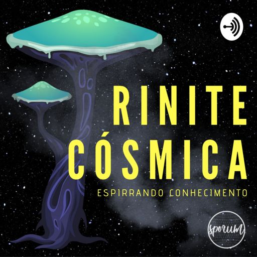 Cover art for podcast Rinite Cósmica