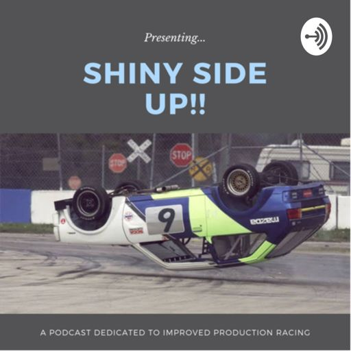 Cover art for podcast Shiny Side Up!