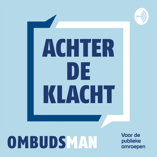 Cover art for podcast Achter de Klacht