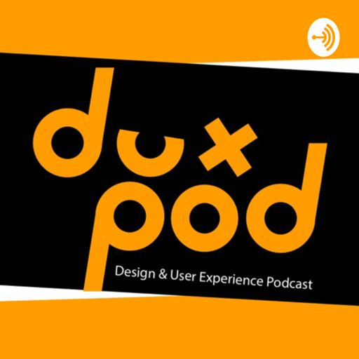 Cover art for podcast Duxpod — For Web Designers