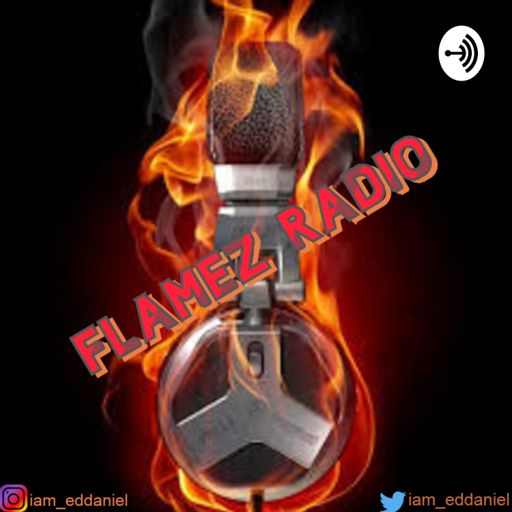 Cover art for podcast Burning Flamez Radio